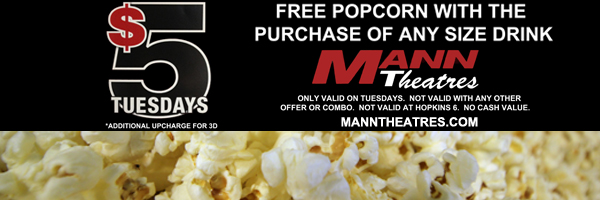 Mann Theatres Family Owned Movie Theaters In Minnesota