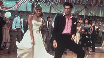 "Free showings of ""Grease""!"