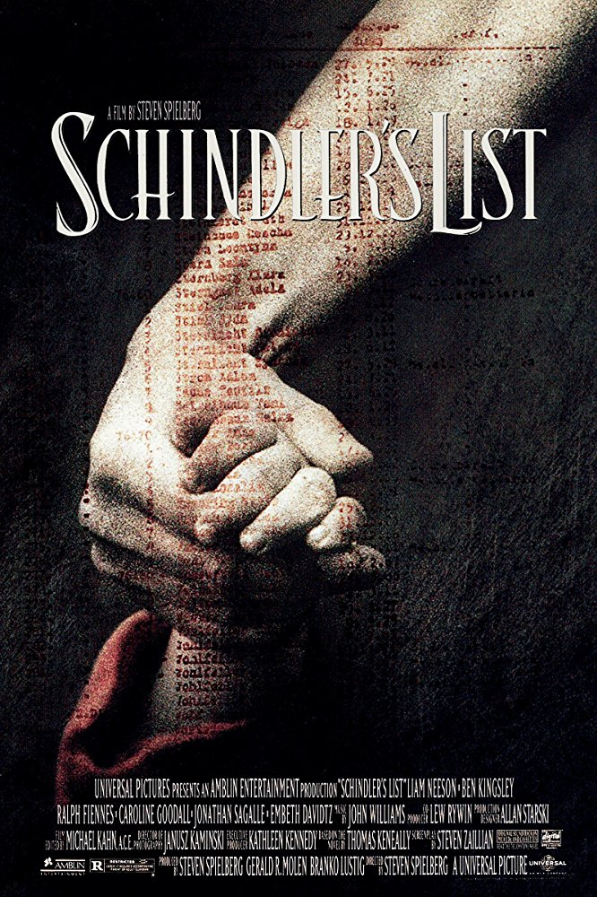 Schindler's List in XDX