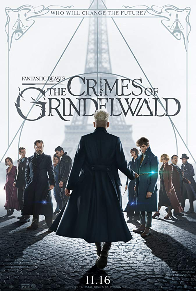 Fantastic Beasts:Crimes of Grindelwald in XDX