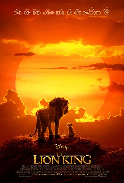 Lion King. poster
