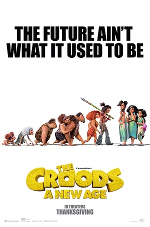Croods: A New Age poster