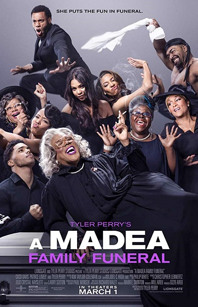 Tyler Perry's: A Medea Funeral poster
