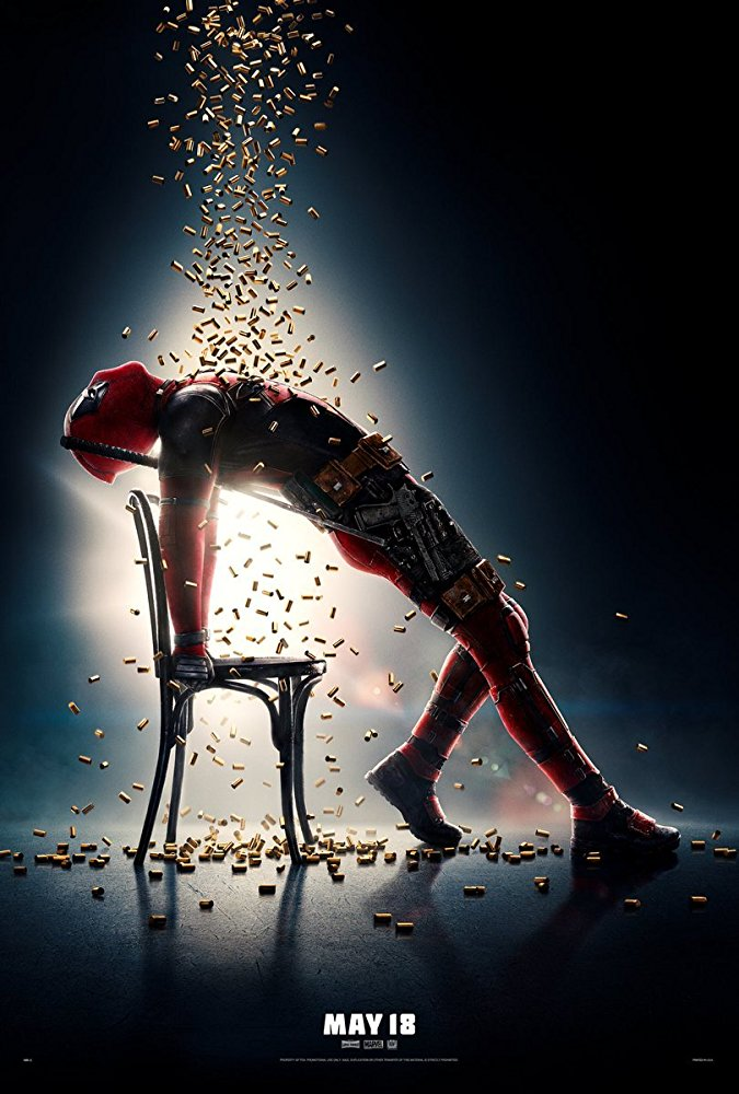Deadpool 2 in XDX