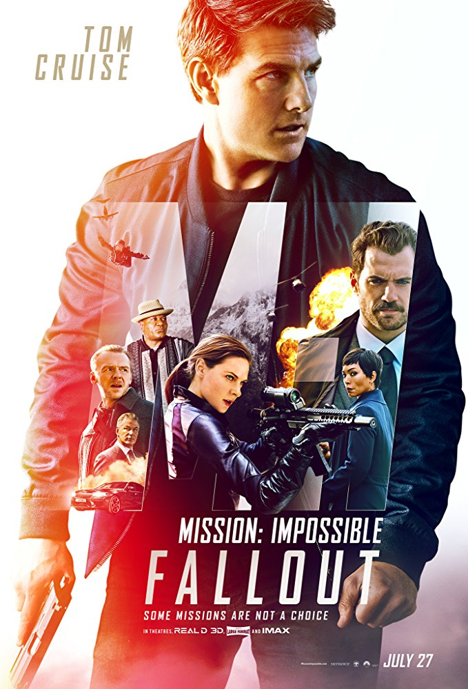 Mission Impossible: Fallout.
