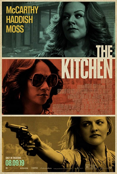The Kitchen. poster