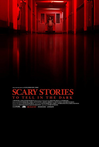 Scary Stories to Tell in the Dark. poster