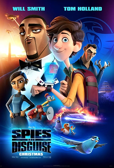Spies in Disguise.