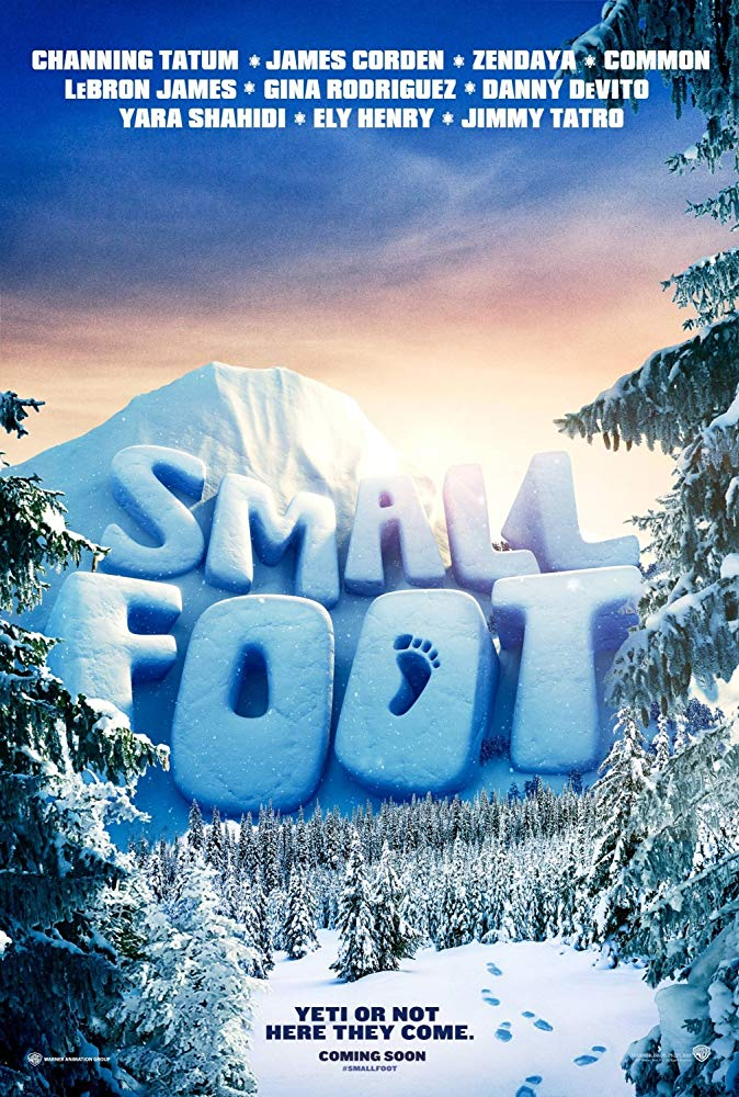 Small Foot.