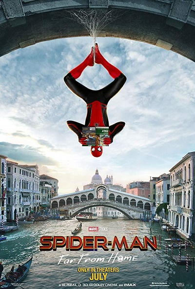 Spider-Man: Far From Home.