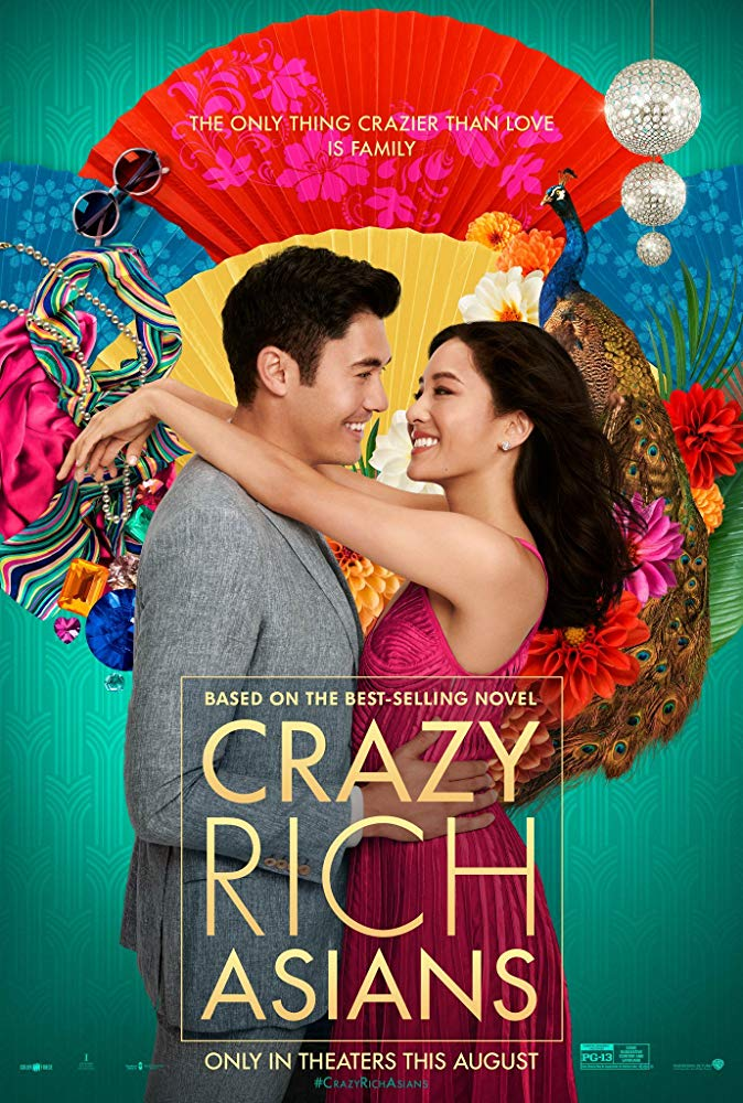 Crazy Rich Asians.