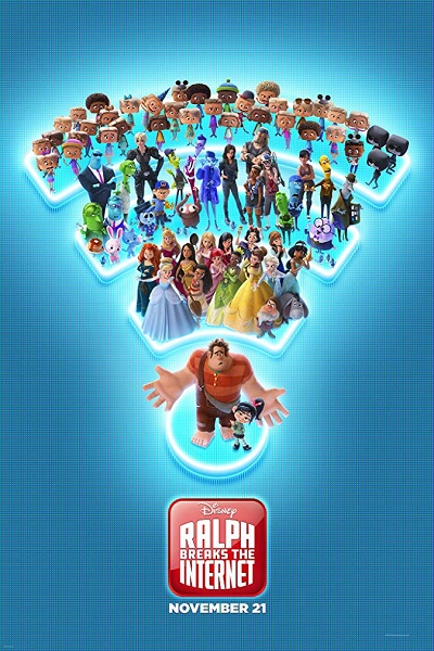 Ralph Breaks the Internet.