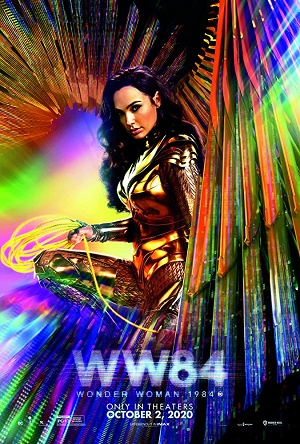 Wonder Woman 1984 in XDX poster