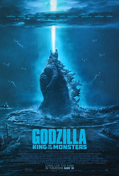 Godzilla King of the Monsters.