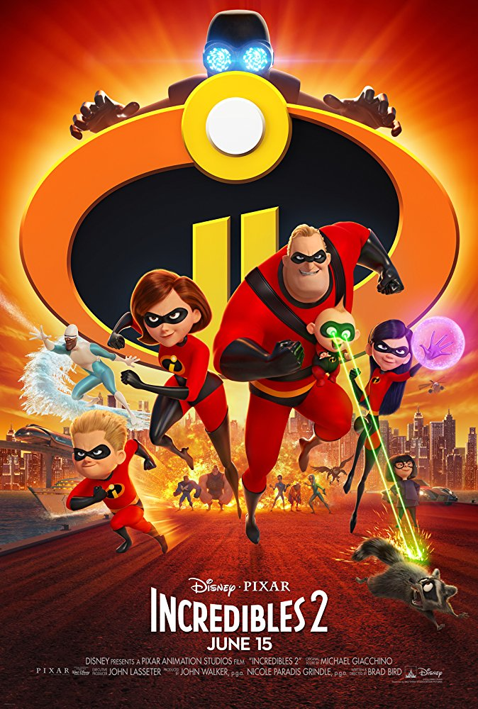 Incredibles 2 in XDX