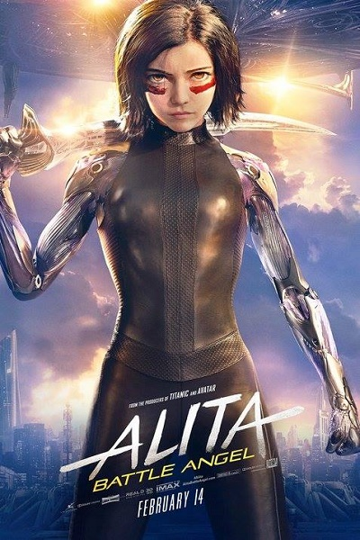 3D Alita: Battle Angel