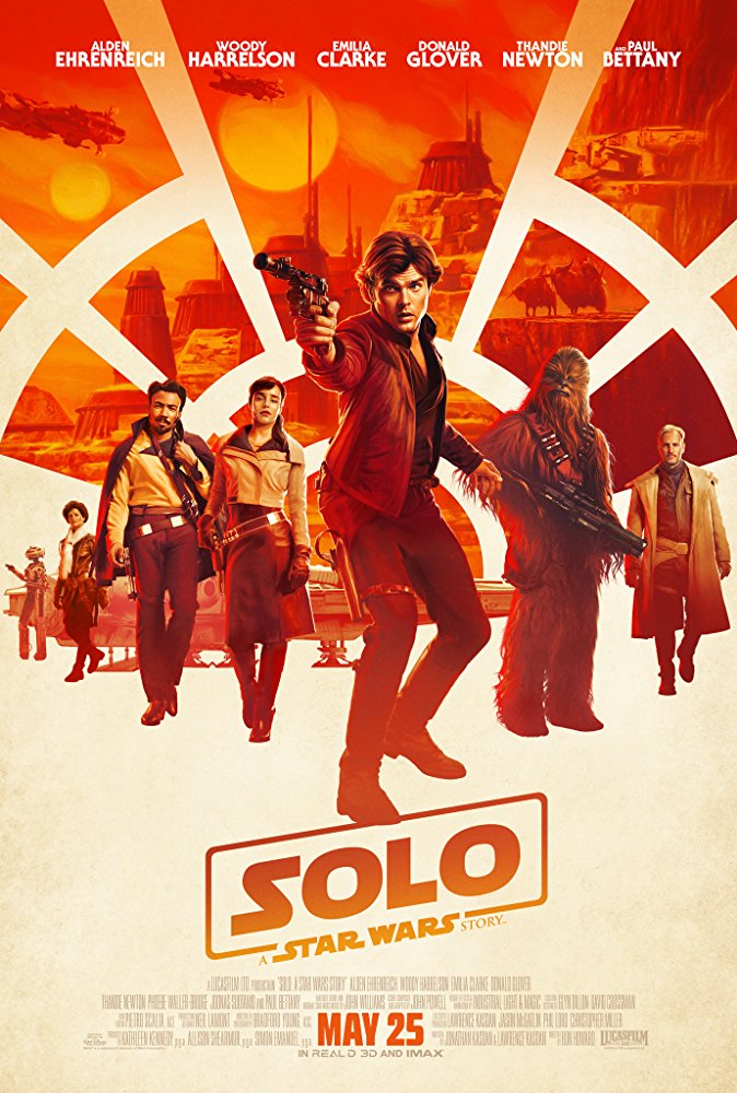 Solo: A Star Wars Story in XDX