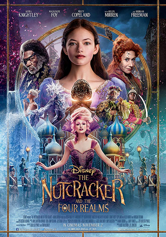 Nutcracker and the Four Realms.