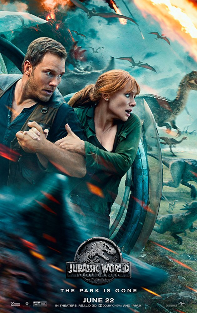 Jurassic World:Fallen Kingdom